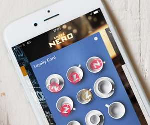 Free bonus stamps with code in email @ Caffe Nero App (Selected accounts)