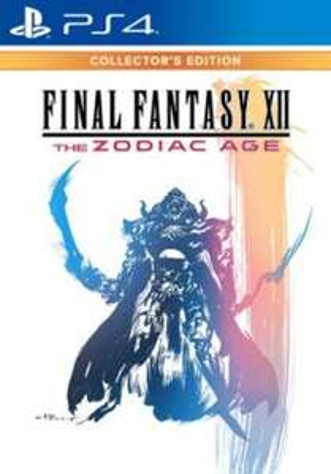 Final Fantasy Xll The Zodiac Age Collectors Edition Playstation 4 £64.99 + £5.29 Postage @ Square Enix