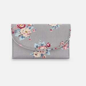 Cath Kidston Folded Curve Wallet - 2 designs now £12.00 delivered with code (matching bags available) @ Cath Kidston