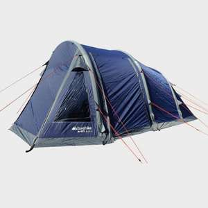 Eurohike Air 400 Tent with Air tube frame £216 with code at Eurohike