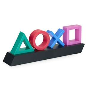 Paladone PP4140PS Playstation Icons 3 Light Modes Music Reactive Game Room, Multi Colour £19.71 prime / £24.20 non prime @ Amazon
