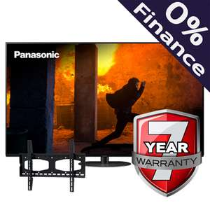 Panasonic TX-55HZ980B 55-inch OLED TV + 7 years warranty + Wall mount - £1125 @ TPS