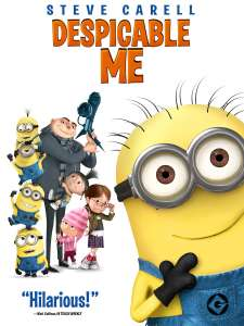 Despicable Me - Free 'Buy & Keep' for Sky VIP members