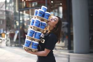 Free Iced or Hot drink from Caffè Nero (From 10:00, Tuesday and Wednesday) with O2 Priority.