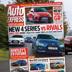 Auto Express Magazine 6 Issues For A £1 Plus Free Auto Glym at Magazine Subscriptions