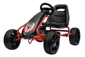 Spike Go Kart Ride On - Red - £44.99 + £3.95 Delivery @ Argos