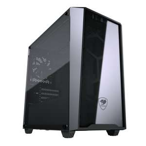 Punch Technology Cougar Mini Core i5-10400F 8GB 1TB HDD + 240GB SSD GeForce GTX 1660 6GB No OS Gaming PC £634.97 + £4.99 at Laptops Direct
