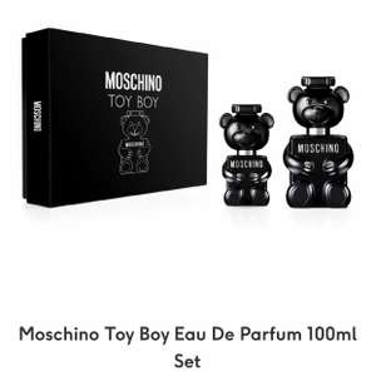 Moschino Toy Boy Eau De Parfum 100ml Set £51.66 @ Boots