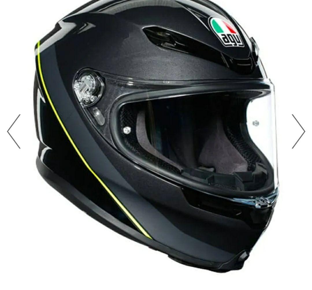 AGV K6 - Minimal Aramid/Kevlar Motorcycle Helmet £199 @ Infinity Motorcycles
