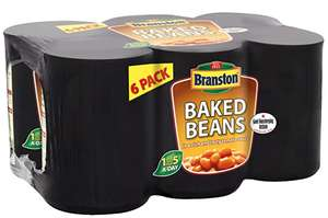 Branston Baked Beans 6 Tins Pack is £1.99 @ Farmfoods