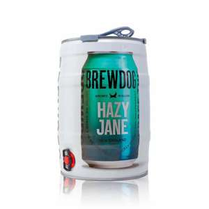 Brewdog Hazy Jane IPA 5l Keg £7 at Tesco, Wolverton, MK