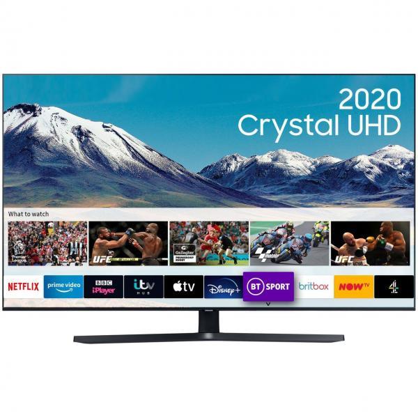 "55"" Samsung UE55TU8500 4K HDR Crystal Smart LED TV, Used - Grade A* - £479.99 @ electronicworldtv"