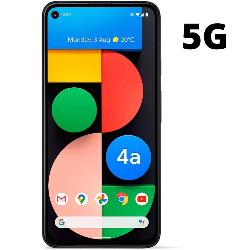 Google Pixel 4a 5G Smartphone Snapdragon 765G/128GB/6GB/12.2MP Just Black for £399 delivered @ Google Store