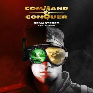 [Steam] Command & Conquer Remastered Collection (PC) - £8.99 @ Steam Store