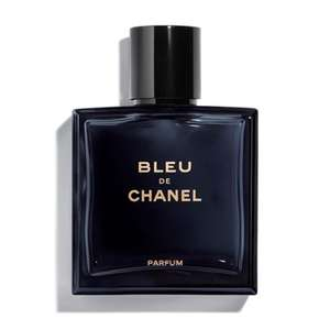Blue De Chanel EDT 50ml £46.74 / EDP 50ml £55.76 / Parfum 50ml £63.32 With Code & Free Delivery @ The Fragrance Shop