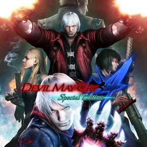 Devil May Cry 4 Special Edition (PS4) £5.99 / DMC4SE Demon Hunter Bundle (PS4) £7.49 @ PlayStation Store