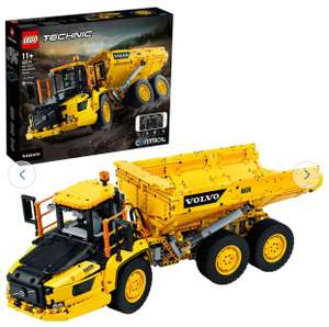 LEGO Technic Control+ 6x6 Volvo Articulated Truck 42114 at £172.50 + £3.95 delivered @ Argos