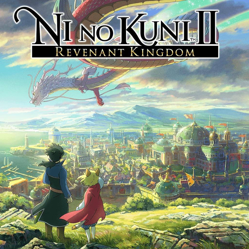 Ni no Kuni II: Revenant Kingdom (PS4) £6.71 @ PlayStation Store