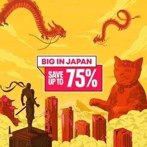 Big in Japan Sale - Ace Combat 7 £6.99 Code Vein £13.99 Catherine: Full Body £15.74 Shenmue 3 Deluxe £13.99 + More @ PlayStation PSN UK