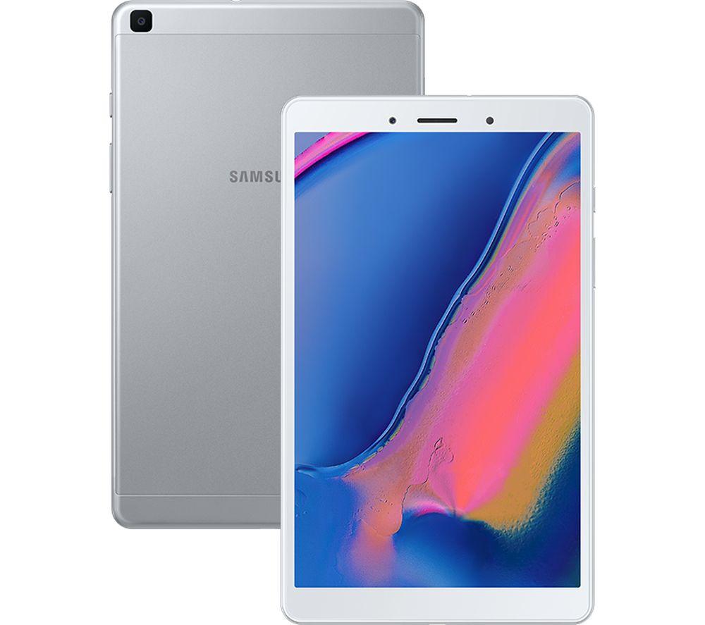 """Samsung Galaxy Tab A 8"""" Tablet (2019) 32GB, 2GB RAM (Silver or Black) £104 Currys PC World"""