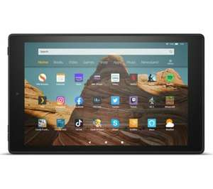 AMAZON Fire HD 10 FHD Tablet (2019) - 32 GB, £105 at Currys PC world (4 colours)