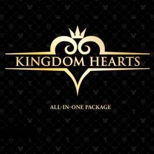 [PS4] Kingdom Hearts All-In-One Package Inc Kingdom Hearts III, 1.5 + 2.5 Remix, 2.8 Final Chapter Remix - £22.49 @ PlayStation Store