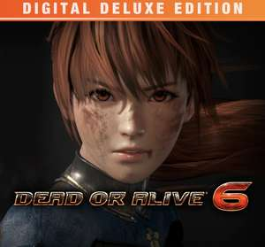 DEAD OR ALIVE 6 Digital PS4 Deluxe Edition. 70% OFF PlayStation 4 - £20.99 @ PSN