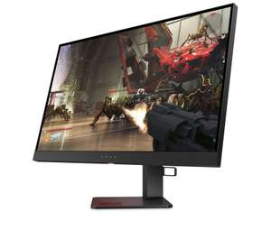 HP OMEN X 27 240 Hz Quad HD Gaming Monitor (2560 x 1440) , (1 DP, 1 HDMI, 2 USB), Black - £469.99 at Amazon