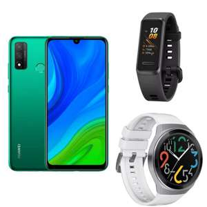 HUAWEI P Smart 2020 in Blue or Green with Watch GT 2e and Band 4 for £239.98 delivered @ Huawei