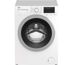 BEKO WEX840530W Bluetooth 8kg 1400 Spin Washing Machine - White £229.99 with code LKA20A @ Currys PC World