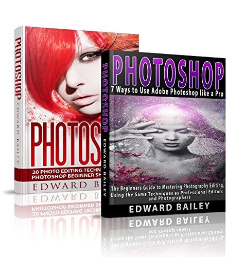 Various Photoshop Kindle Books FREE at Amazon