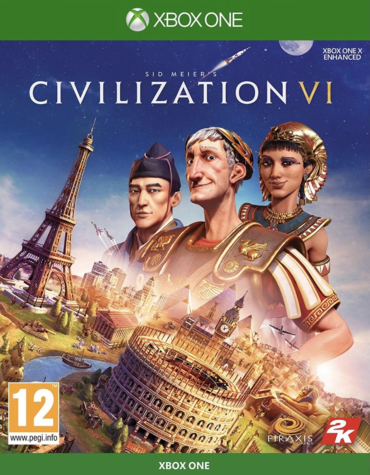 [Xbox (digital)] Sid Meier's Civilization VI - £14.84 @ Microsoft Store