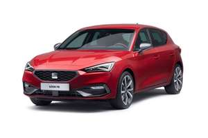 SeatLeon Hatchback 1.0 TSI EVO SE Dynamic 5dr: £206.57/month including deposit + £199 admin fee = £5156.68 over 2 years @ Leasing Options