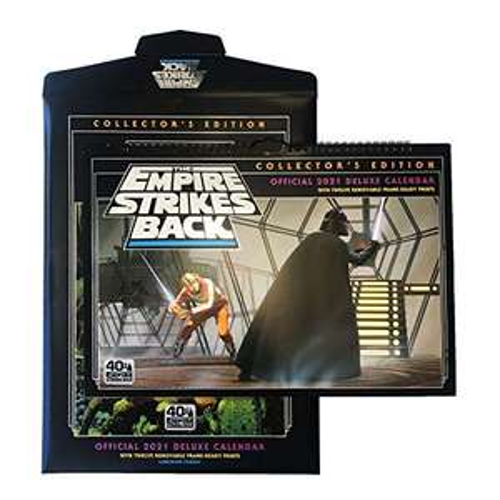Star Wars Calendar 2021 £5.99 at Amazon