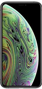 Apple iPhone XS 64GB Unlocked (Refurbished - Good) £299.99 (12 Month Warranty) @ Envirofone