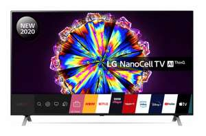 LG TV 55NANO906NA hdmi 2.1 Full Array Dimming 100Hz VRR 5 Yr Warranty - £799.99 / 65inch £899.98 delivered at Costco