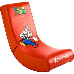 X Rocker Mario Edition Gaming Chair - Red £44 Delivered @ AO