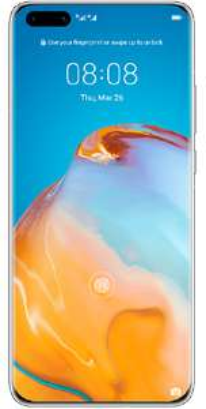 Huawei P40 Pro 5G 256GB Refurbished Like New £449 @ Giffgaff