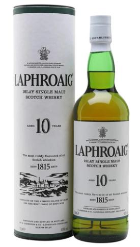 Laphroaig 10 Years Old - £20.80 Instore @ Tesco (Camden, London)
