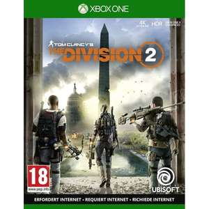 Tom Clancy's The Division 2 for Xbox One (French version) £4.99 @ 365games