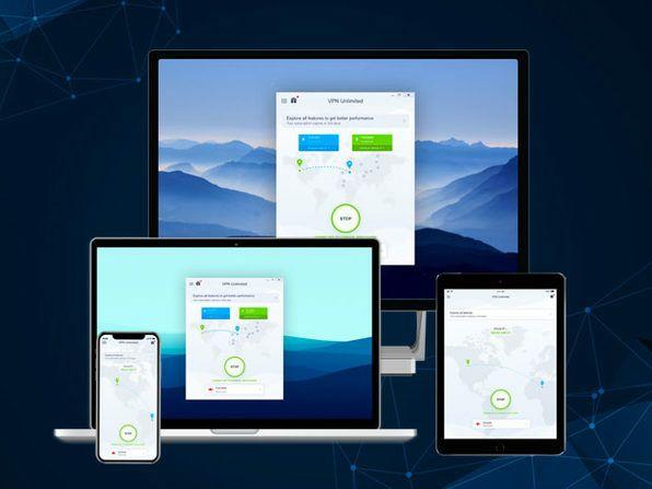 Keepsolid VPN unlimited lifetime subscription £18 at StackSocial