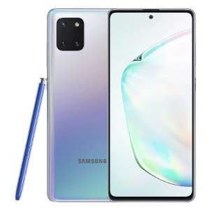"""Samsung Galaxy Note 10 Lite 128 GB 6.7"""" Infinity-O Super AMOLED Android (Aura Glow) - £283.99 delivered @ Currys eBay"""
