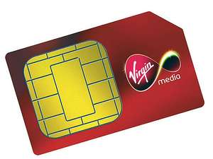 Virgin 36GB 5G Data • 12 Month £13pm Sim Only • Unlimited Minutes & Texts • £20 Amazon Gift Card - £156 at Broadband Choices