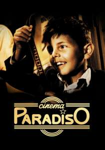 Cinema Paradiso to buy in 4K for £2.99 @ iTunes