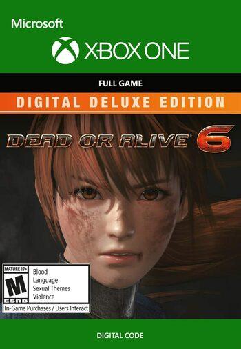Dead or Alive 6 Deluxe Edition [Xbox One / Series X/S - Argentina via VPN] £10.21 using code @ Eneba / Magic Codes