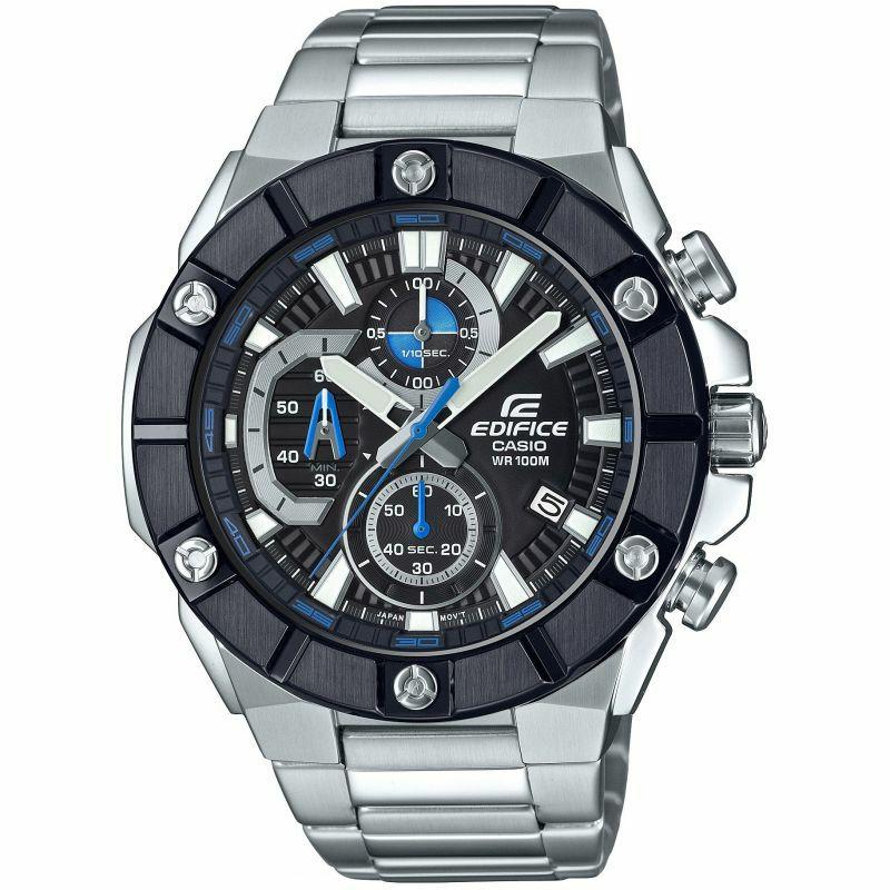 Casio Edifice Racing Design Chronograph Watch EFR-569DB-1AVUEF £115.50 with code @ watchshop