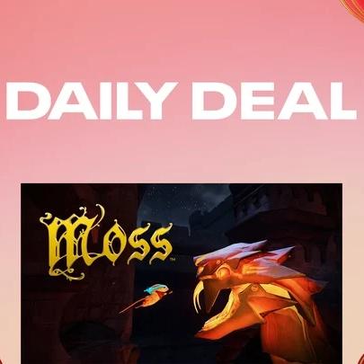 Moss - Oculus Quest Store Daily Deal - £14.55 @ Oculus