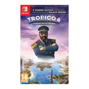 Tropico 6 (Nintendo Switch) - £19.95 Delivered @ The Game Collection
