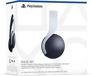 PlayStation 5 Pulse 3D Wireless Headset £84.95 @ The Game Collection