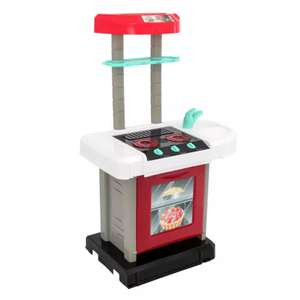 Chad Valley Role Play Cook and Play Kitchen £13.40 / £17.35 delivered @ Argos